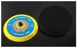 Auto-DNA BACKING PLATE 4″ FOR DA POLISHER - Car