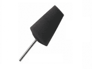 Auto-DNA Black Fine Polishing Cone Foam Pad 30mm - Car