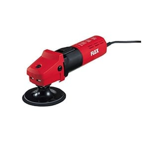 Flex L 1503 VR Rotary Polisher with a wide speed range - Tool