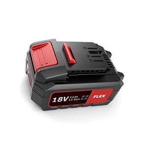 Flex – Li-Ion rechargeable battery pack 18,0 V 5.0Ah - Electronics Accessory