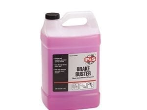 P&S Brake Buster Non Acid Wheel Cleaner 3.7 Ltr - Car