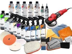 Pro Detailing Kit (Save R2500) - CarPro Reset Intensive Car Shampoo