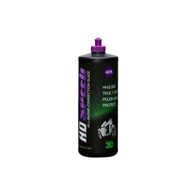 3D HD SPEED ALL-IN-ONE-CORRECTION GLAZE 1 Ltr - Product