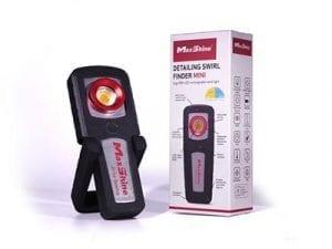 Maxshine Detailing Swirl Finder-Mini-High CRI + LED Rechargeable Work Light - Flex Swirl Finder Light